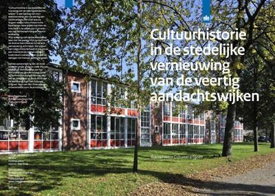 63_Cultuurhistorie in de stedelijke vernieuwing